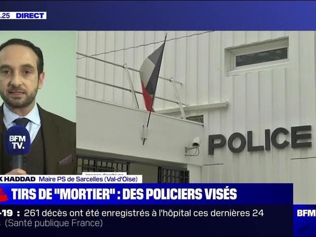 """Story 6 : Des policiers visés par des tirs de """"mortier"""" - 26/02"""