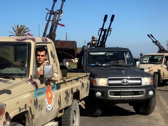 En Libye, cinq jours d'affrontements violents entre pro-gouvernement et soutiens du maréchal Haftar