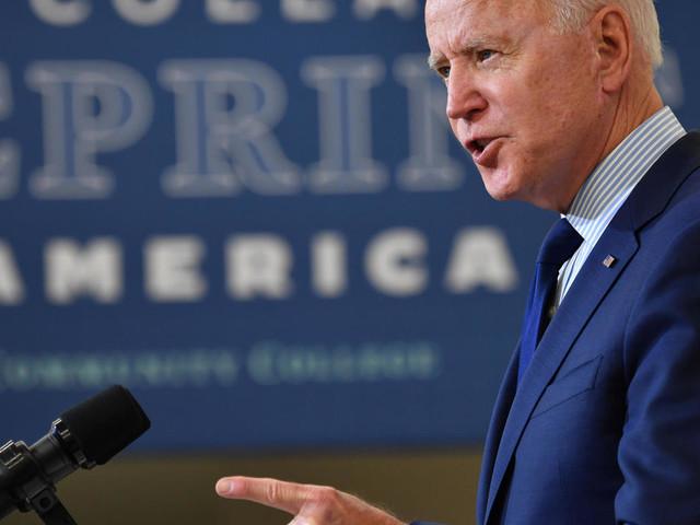 Biden défend son plan d'infrastructures face à la proposition des républicains