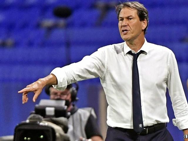 OL : Rudi Garcia satisfait après le succès à Strasbourg