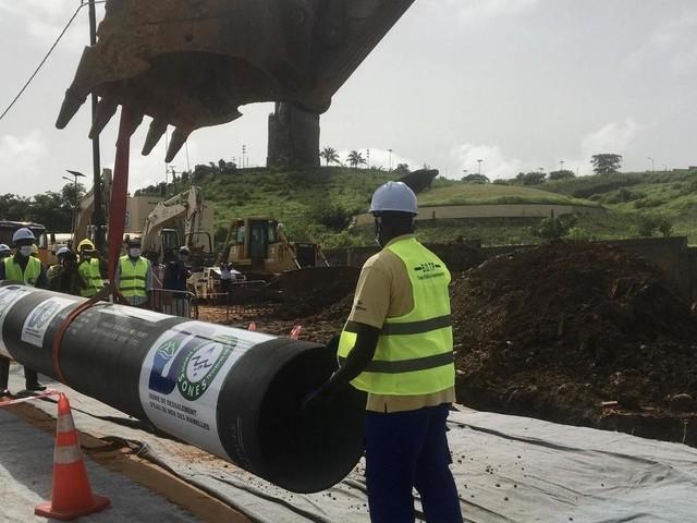 Sénégal: à Dakar, le projet d'usine de dessalement d'eau de mer divise toujours