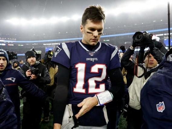 Foot US - NFL - NFL : Tom Brady «ouvert» à un départ des Patriots