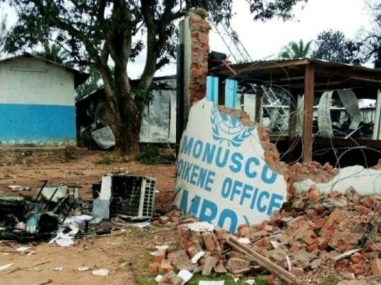 RDCongo: face à l'insécurité, la riposte à Ebola paralysée à Beni