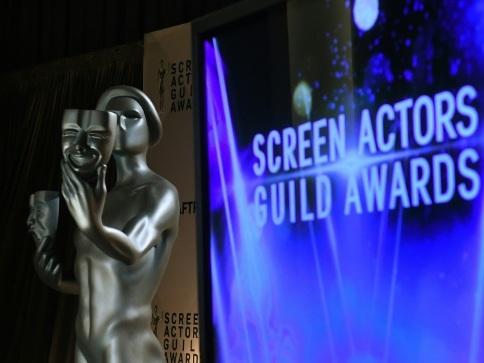 """La comédie noire """"3 Billboards"""" part en tête des Screen Actors Guild Awards"""