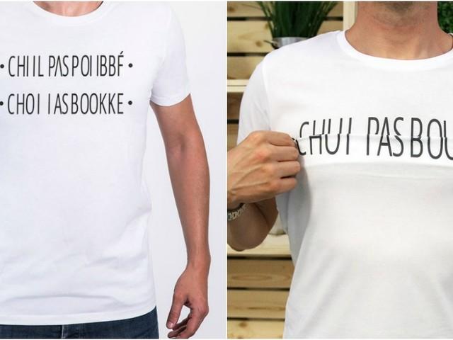 [TOPITRUC] Un T-shirt «Chui pas bourré», avec une petite astuce