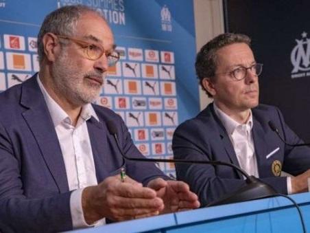 OM : Zubizarreta fait le point sur la situation de Mitroglou et Germain