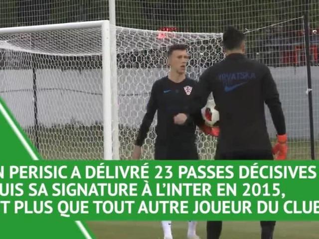 Foot - Transferts - Transferts : que vaut Ivan Perisic, courtisé par Manchester United ?