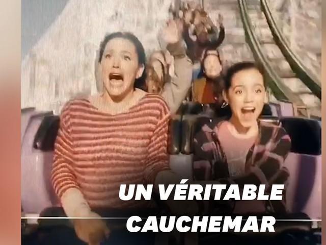 Jennifer Garner pas très à l'aise dans les montagnes russes pour son prochain film