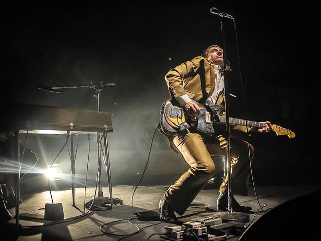 Photos : Cameron Avery & Arctic Monkeys @ Nuits de Fourvière | 10.07.2018