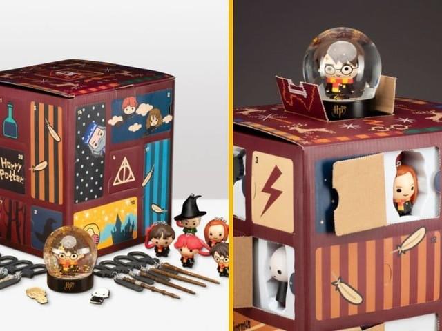 [TOPITRUC] Un calendrier de l'Avent avec des goodies Harry Potter