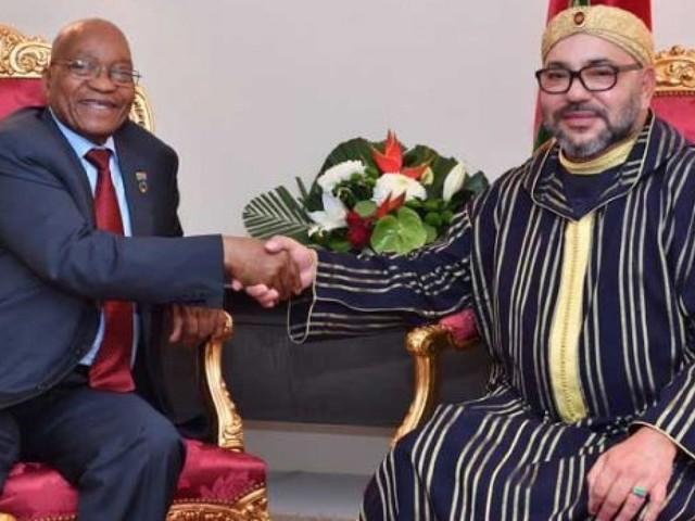 Le président sud-africain est convaincu de l'importance des relations entre le Maroc et l'Afrique du Sud