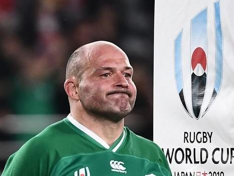 Mondial de rugby: Rory Best, l'adieu aux larmes