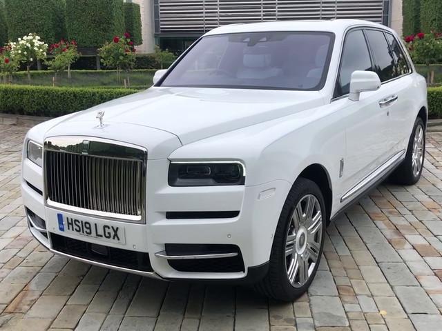 Rolls-Royce Cullinan, présentation en vidéo du SUV le plus cher du monde