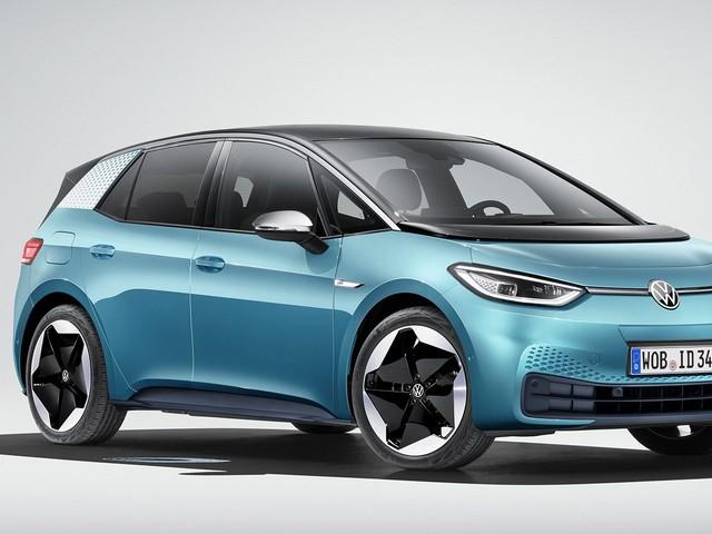 Volkswagen présente la version finale de l'I.D.3, sa future Golf électrique