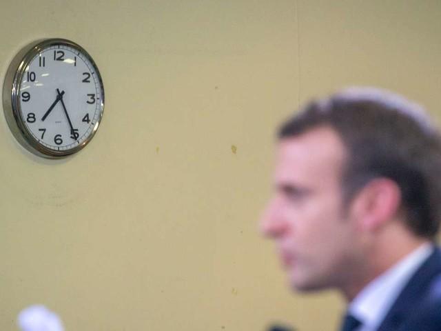 Emmanuel Macron toujours tenté par le référendum