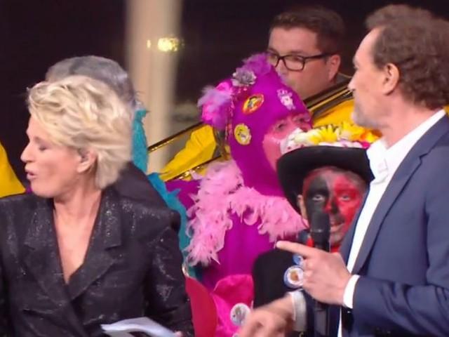 """Téléthon. Nagui se moque de Sophie Davant : """"Tu es bourrée !"""" (VIDEO)"""
