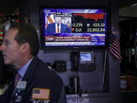 2018, année du retour sur terre à Wall Street