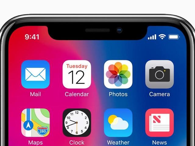 Edge pour iOS supporte l'iPhone X