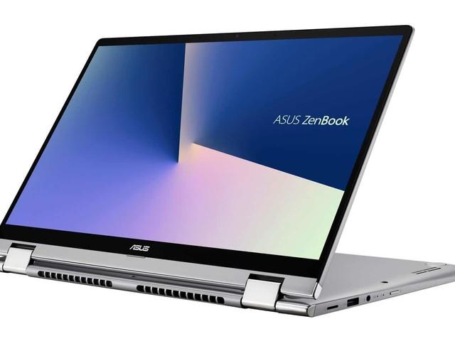 L'Asus Zenbook Flip UM462DA-AI036T à 720 €