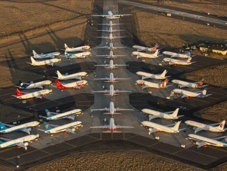 Boeing 737 MAX: Southwest et American Airlines repoussent leurs vols à mars 2020