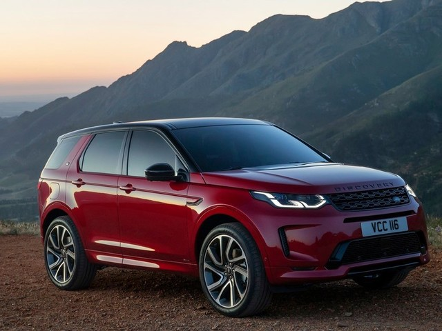 Land Rover modernise le Discovery Sport pour 2020