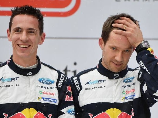 Rallye - WRC - Monte-Carlo - Sébastien Ogier (M-Sport) : «Viser un sixième titre» en WRC