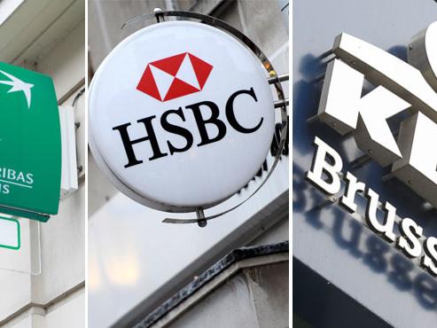 Les banques européennes au plus mal: plus de 40.000 suppressions de postes depuis le début de l'année
