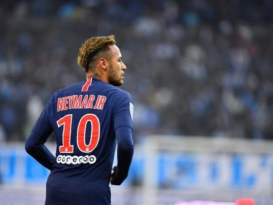 Foot - C1 - PSG - PSG : Neymar vise un retour pour les quarts de finale de la Ligue des champions