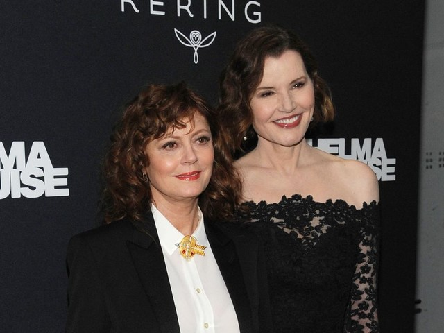 Susan Sarandon et Geena Davis réunies pour une soirée nostalgie Thelma et Louise