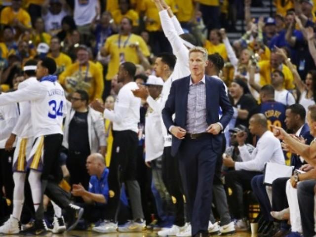 NBA: Golden State, retour gagnant pour Kerr
