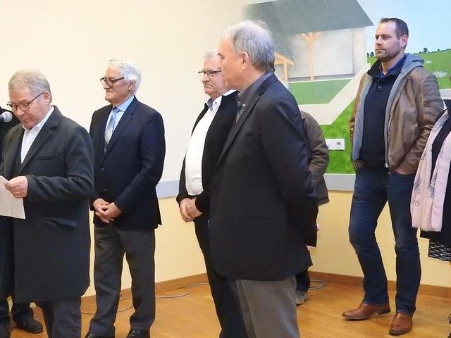 Municipales. A La Baroche-sous-Lucé, Daniel Poussier repart ; à Lucé, Jean-Marie Dumesnil arrête