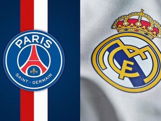 PSG – Real Madrid : Quel sera le résultat du match selon les bookmakers ?