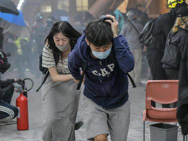 À Hongkong: le siège de PolyU, mère de toutes les batailles