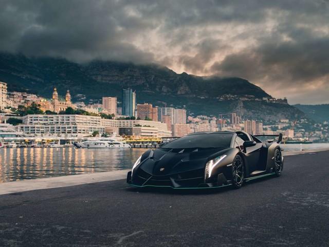 Record pour une Lamborghini Veneno vendue à Rétromobile ?