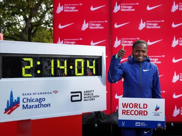 Kipchoge et Kosgei parmi les nommés au titre d'athlète de l'année de l'IAAF