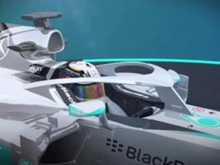 Formule 1 : le halo sur les monoplaces, c'est pour cette année