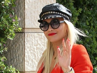 Rita Ora à West Hollywood - 06.08.2015