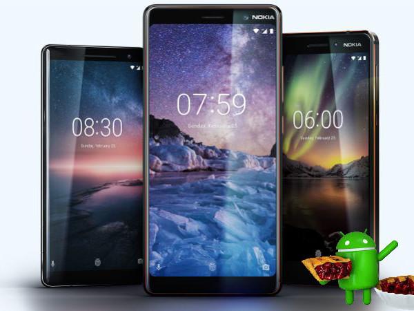 Android 9.0 Pie : voilà les smartphones Nokia qui auront le droit à la mise à jour