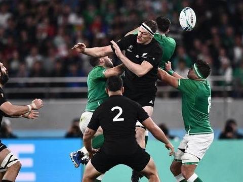 Nouvelle Zélande - Irlande / Coupe du monde de rugby EN DIRECT : Les All Blacks roulent sur des Irlandais aux abois... Suivez en live ce deuxième quart