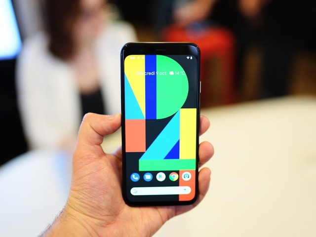 Google Pixel 4 XL : ce que DisplayMate nous apprend sur son écran OLED 90 Hz