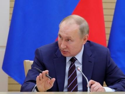 Les députés russes approuvent les amendements constitutionnels de Poutine