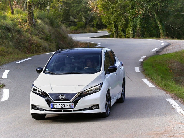 La Nissan Leaf remporte le trophée '2018 World Green Car of the Year'