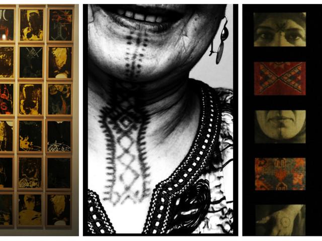 """""""Femme Gravée"""", l'exposition qui célèbre la tradition du tatouage au Maroc"""