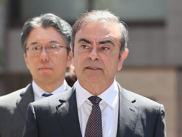 Carlos Ghosn visé par une demande d'arrestation d'Interpol