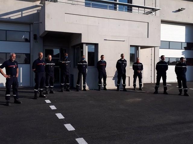 Pompiers du Gard : agressions en caserne et en intervention, caillassages, procès