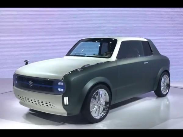 L'étonnante métamorphose du Suzuki Waku Spo (2019)
