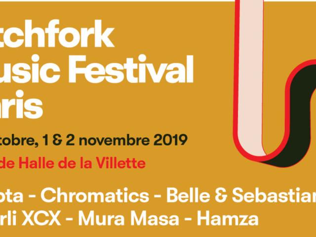 Le Pitchfork Music Festival de Paris annonce sespremiers noms