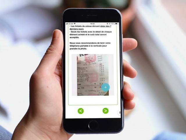 SnapMyEats : l'app iOS qui offre des bons cadeaux Amazon en scannant ses tickets de repas et boissons (partenaire)