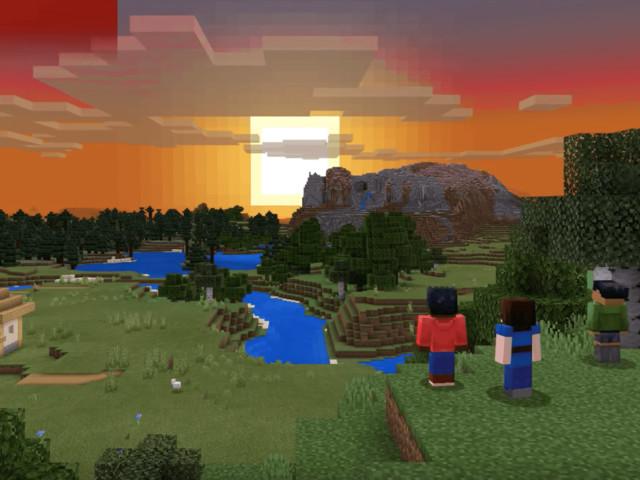 Enfin, la version PS4 de Minecraft accueille le cross-play