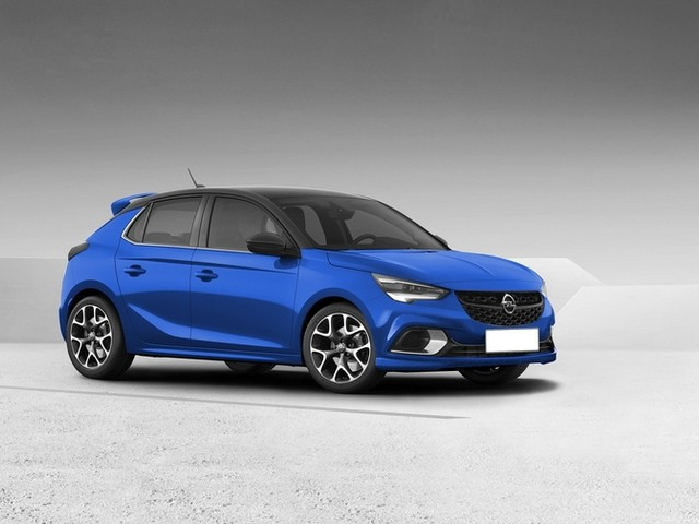Une Opel Corsa OPC en préparation ?